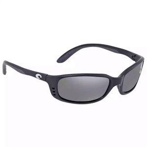 Men's Costa Del Mar Brine Gray Sunglasses BR11